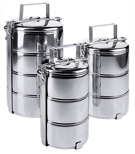 Stainless steel bento lunch box stainless steel thermos lunch box